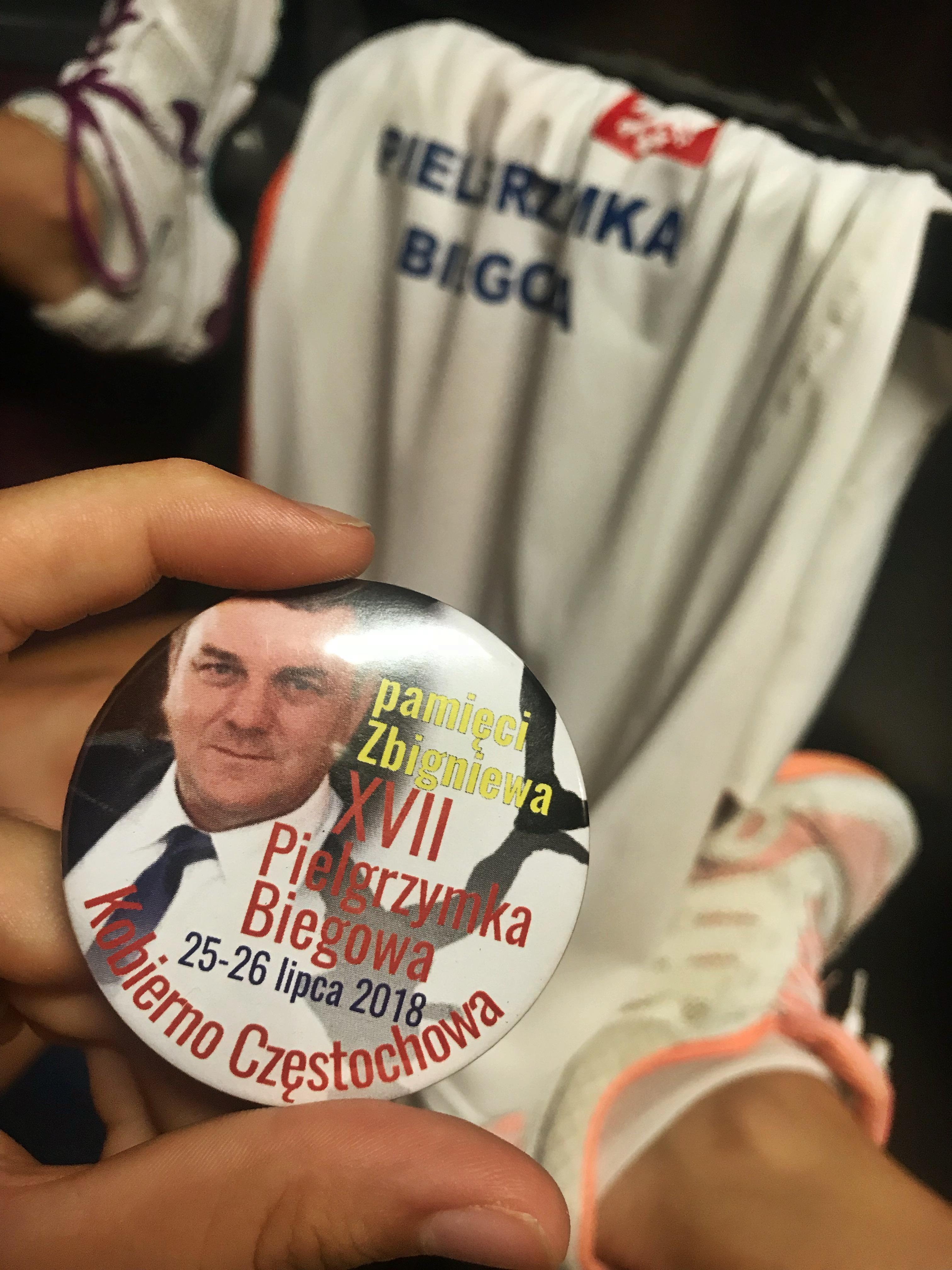 no-mlynarz.pl - pielgrzymka biegowa do częstochowy 4