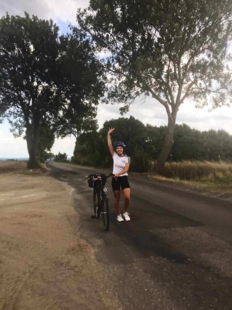 rowerem nad morze 4