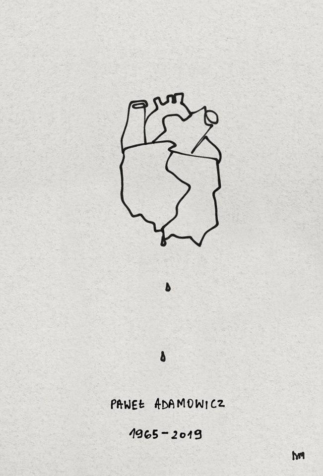 wośp - żałoba - stopnienawiści - muermzaowsiakiem- Matylda -Damięcka