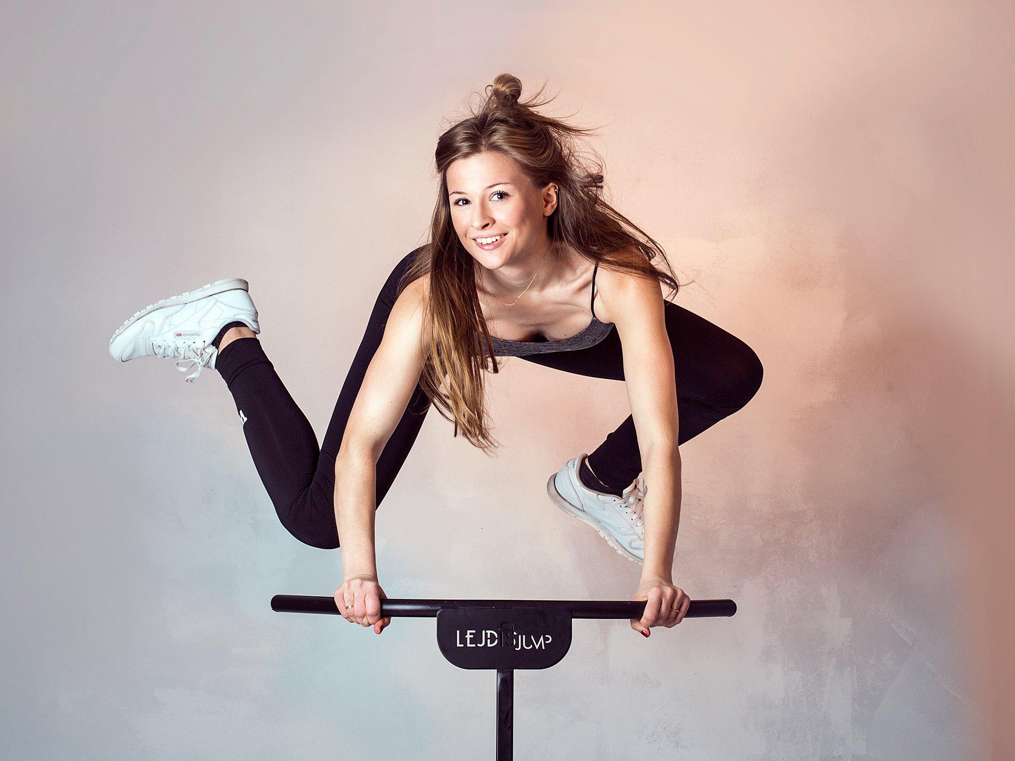 Power Jump, czyli fitness 100% mocy według Angeliki Szydlak