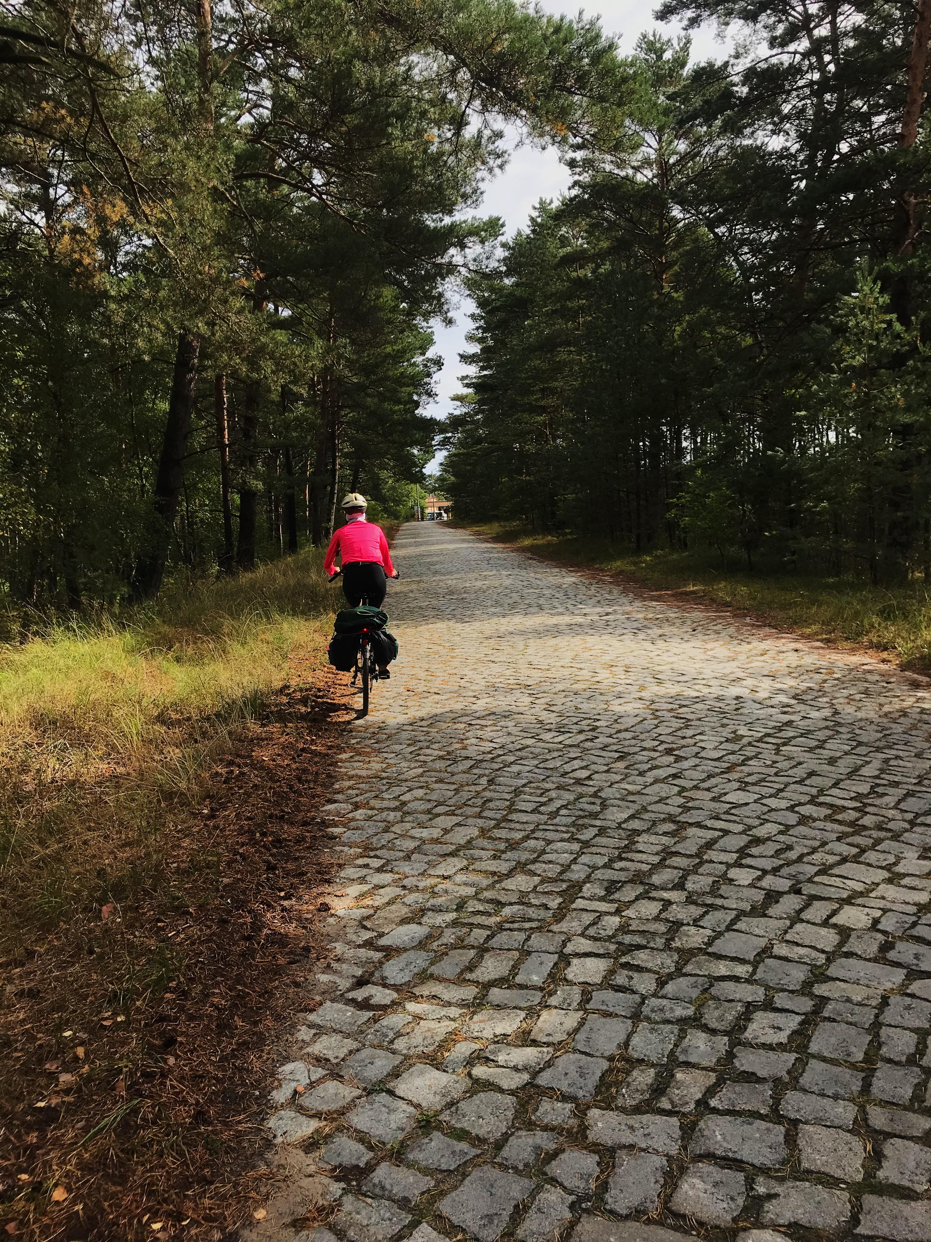 rowerem wzdłuż wybrzeża Morza Bałtyckiego 8