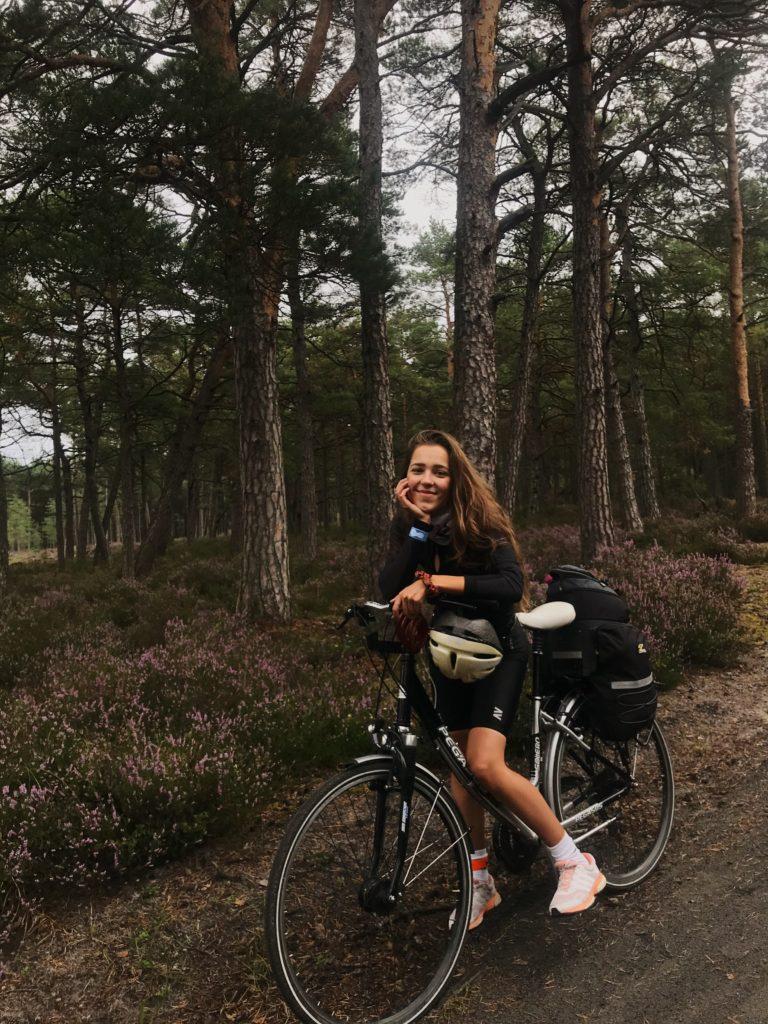 rowerem wzdłuż wybrzeża Morza Bałtyckiego 14
