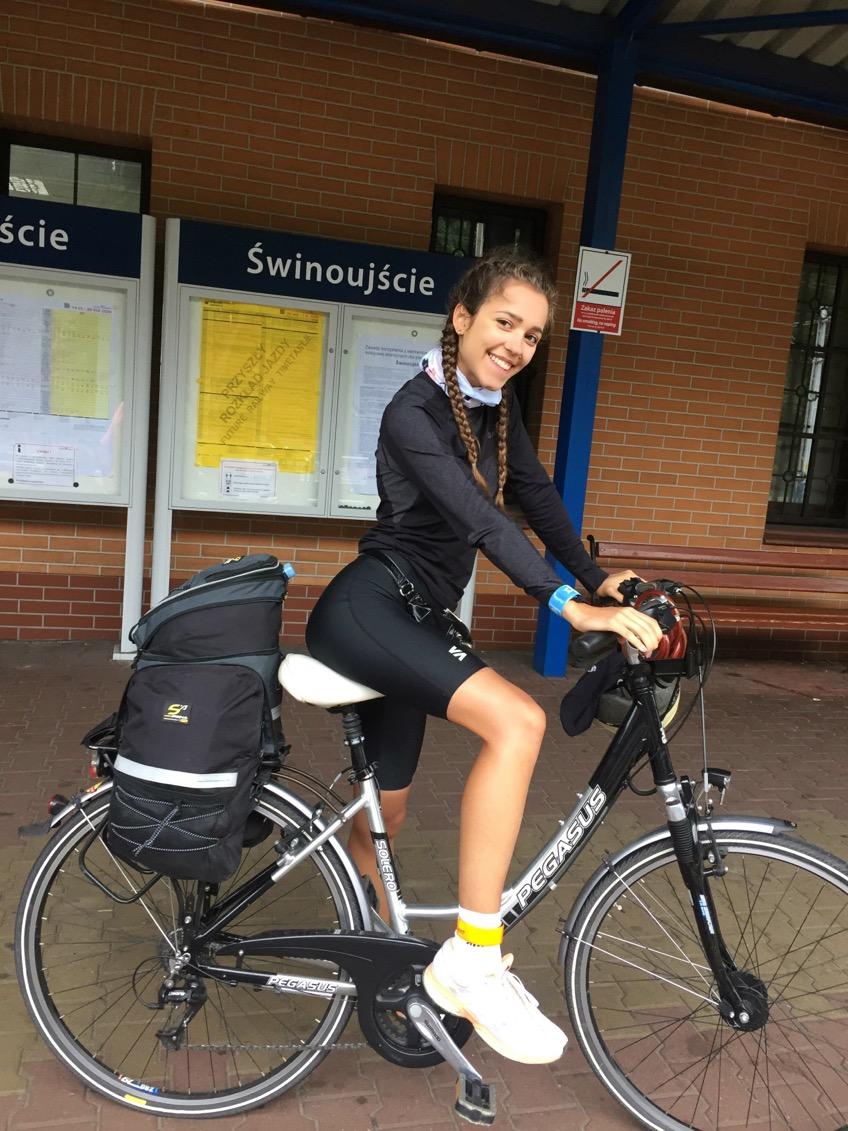 rowerem wzdłuż wybrzeża Morza Bałtyckiego 3