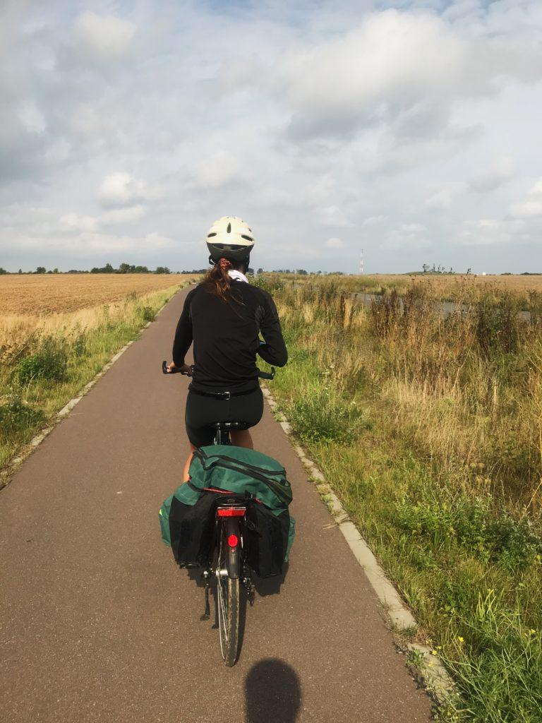 rowerem wzdłuż wybrzeża Morza Bałtyckiego 13