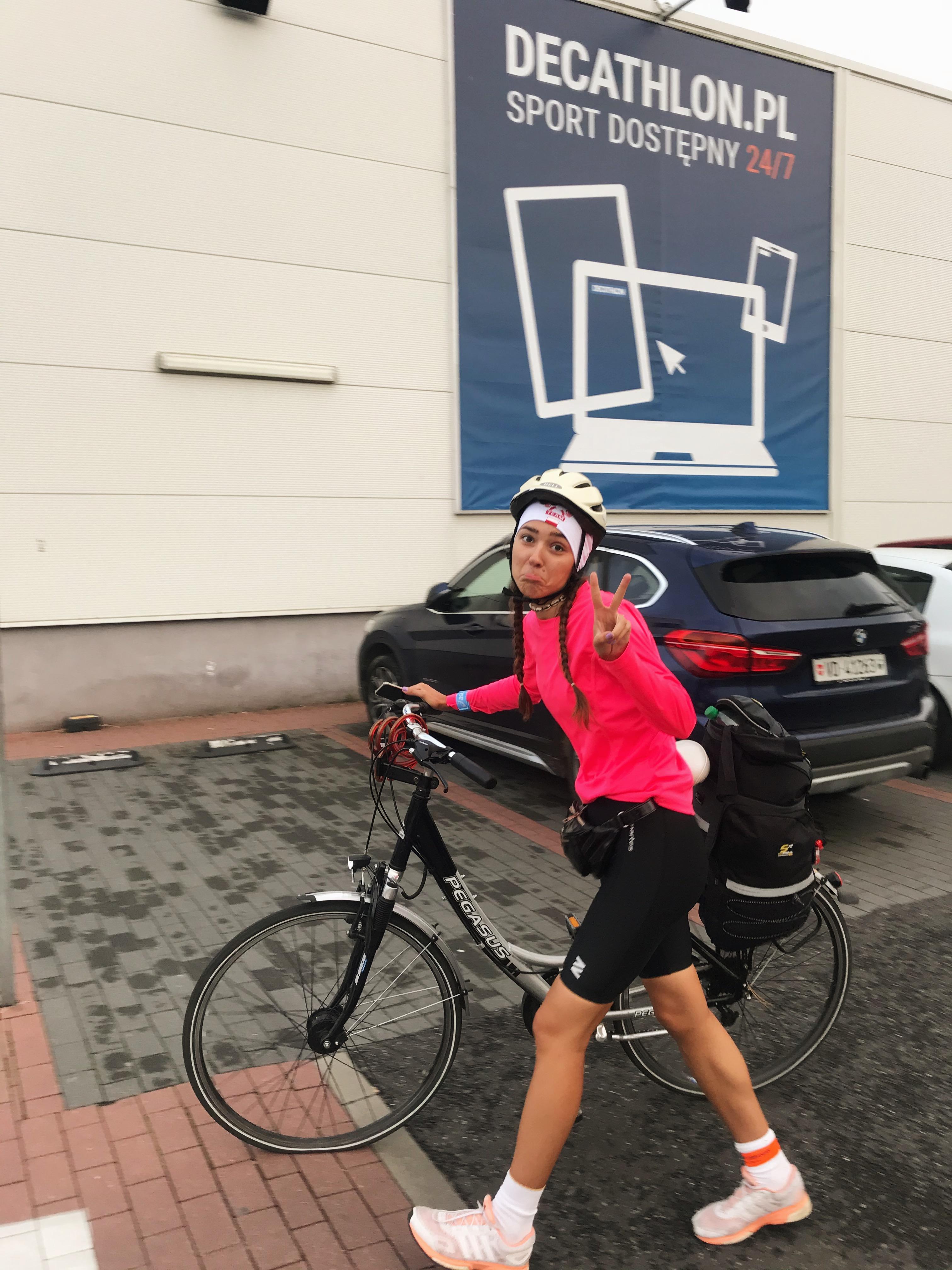 rowerem wzdłuż wybrzeża Morza Bałtyckiego 9